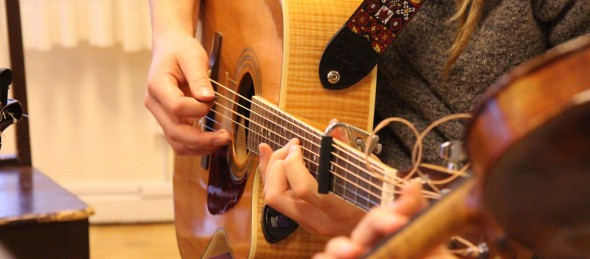 världsmusik gitarr slide